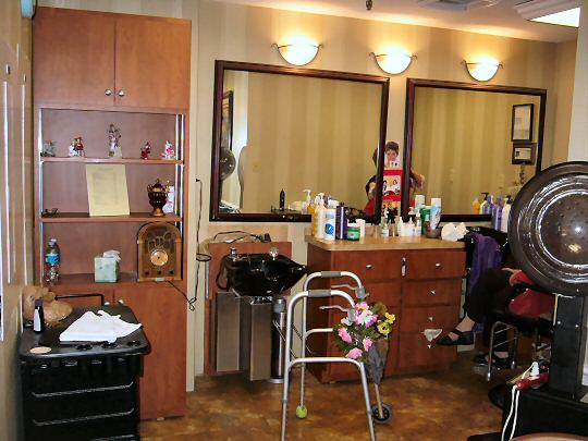 Beauty Salon Scroll Down To View Photos Of Our Custom Cabinetry Projects.